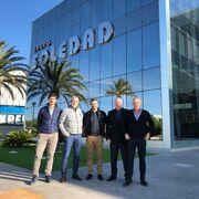 Grupo Soledad distribuirá los neumáticos Maxam Tire en España y Portugal