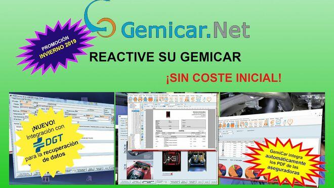 """Gemicar.net lanza una promoción de """"reactivación"""" para 2020 sin coste adicional"""