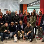 Cromax y Doma organizan una jornada de innovación tecnológica con talleres de Toledo