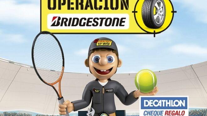 Confortauto comienza la 'Operación Bridgestone'