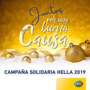 En marcha la Campaña Solidaria 2019 de recogida de alimentos de Hella