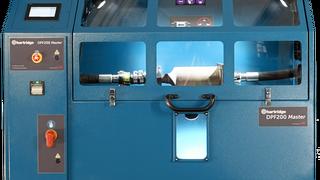 Delphi Technologies lanza Hartridge DPF200 Master para limpieza de filtros de partículas
