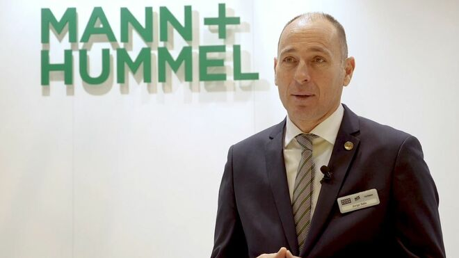 Jorge Sala, nuevo director de Aftermarket de Mann+Hummel para Europa Occidental