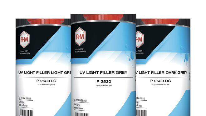 R-M amplía su gama de  productos de secado ultravioleta