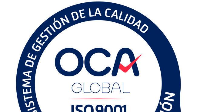 Recambios del Olmo renueva el certificado de calidad ISO 9001:2015