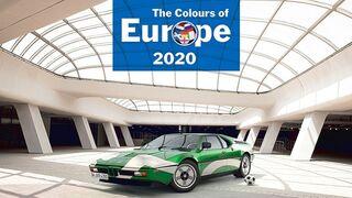 Standox presenta su calendario inspirado en la Euro 2020