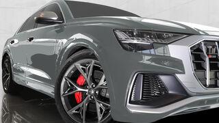 Hankook también equipará como equipo original al nuevo Audi SQ8 TDI