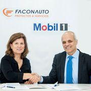 Faconauto y Exxon Mobil acuerdan ofrecer su gama de lubricantes a concesionarios
