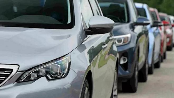 El 62% del parque automovilístico español tiene más de diez años
