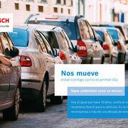 Bosch: un catálogo de 40.000 repuestos para vehículos de más de 10 años