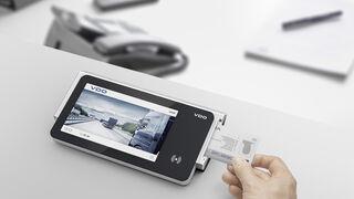Continental presenta una nueva solución para la descarga de datos de tacógrafos