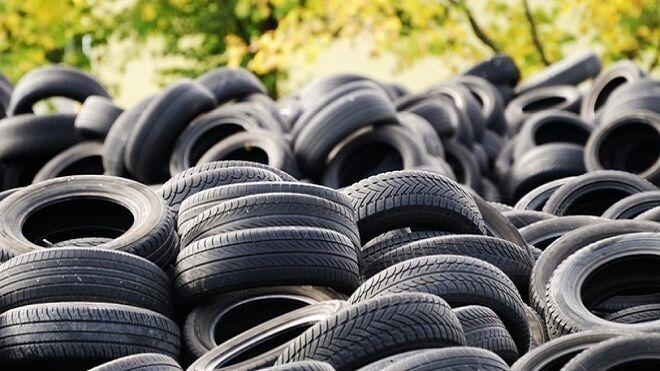 Lanzarote acumula 9.500 neumáticos fuera de uso en vertidos incontrolados