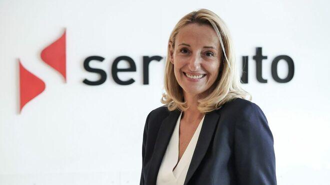 María Helena Antolin es reelegida presidenta de Sernauto