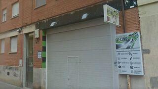 Roban en un taller mecánico de Zamora tras reventar la puerta cochera