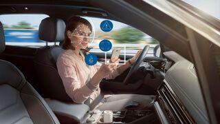 Bosch lanzará en 2022 un sistema para detectar distracciones y somnolencia