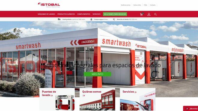 Istobal estrena página web inteligente para mejorar sus servicios