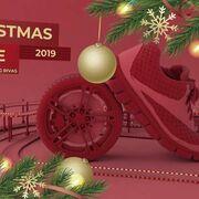 Ya hay ganador de la I Christmas Race by Infotaller