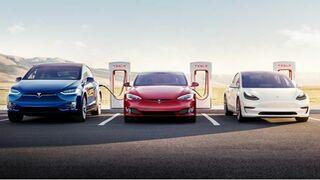 Tesla abre su segunda estación de supercargadores para eléctricos en Sevilla