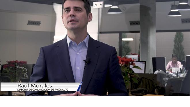 """Raúl Morales prevé """"una caída del mercado que puede rondar el 3%"""" en 2020"""