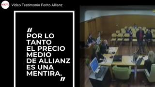La Justicia condena a Allianz por imponer el precio de la mano de obra