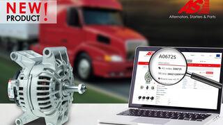 AS-PL ofrece un nuevo alternador dentro de su línea estándar