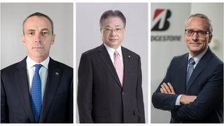 Bridgestone renueva la dirección ejecutiva de la compañía para América y EMIA