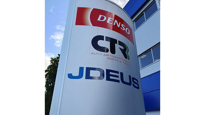 Denso Aftermarket Iberia comercializará en España los productos de JDeus