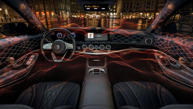 Continental y Sennheiser revolucionan el audio con un sistema inmersivo sin altavoces