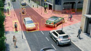 Las innovaciones de Valeo en el CES 2020: mapeo a tiempo real y maniobras de aparcamiento