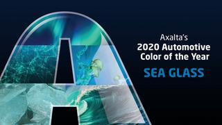Axalta presenta Sea Glass, su nuevo color del año 2020 para automoción
