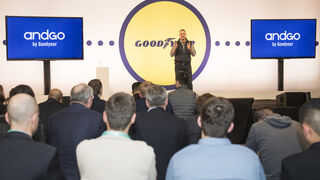 Goodyear lanza AndGo, la nueva plataforma de servicio para flotas