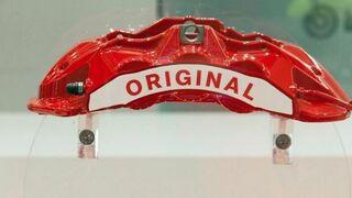 ¿Cómo distinguir los frenos Brembo falsos de los originales?