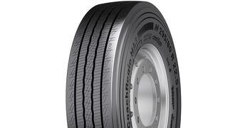 Continental presenta la gama de neumáticos Conti CoachRegio para autobuses