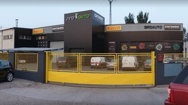 Sird Auto (Driver Center) gana el Premio Hevea 2019 al Mejor Taller
