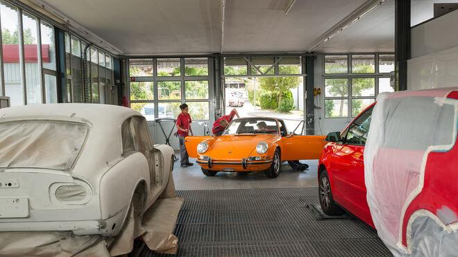 Standox: el gran aliado para la reparación de vehículos clásicos