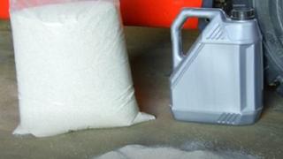 ¿Es peligroso el uso de sepiolita en el taller?