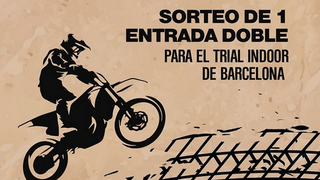 NGK-NTK sortea entradas para el Trial Indoor Solomoto Barcelona 2020