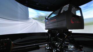 Goodyear empleará simuladores de conducción para mejorar sus neumáticos