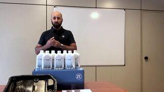 ZF explica cómo realizar el mantenimiento de la caja de cambios en un nuevo Vídeo-Tip