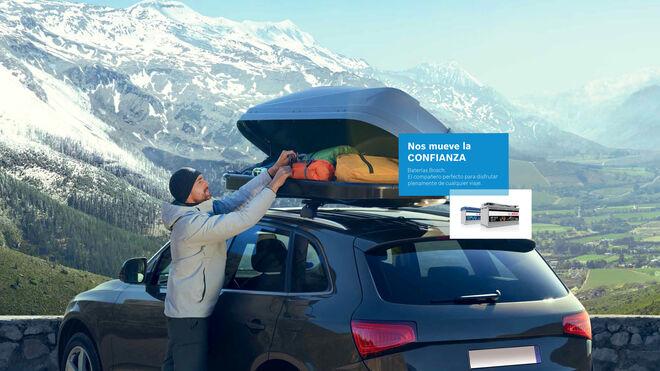 Bosch recuerda la necesidad de equipar el coche con baterías de confianza y calidad