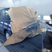 Las cabinas de pintura: un aire libre de contaminantes para un acabado impecable
