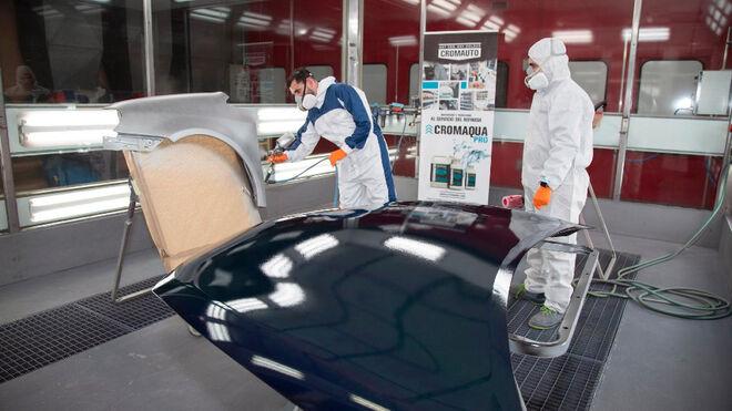 Cromauto presenta sus novedades en las instalaciones de Centro Zaragoza
