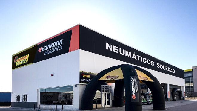 Neumáticos Soledad abre su segundo centro Confortauto en Ribarroja (Valencia)