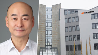 Hankook Tire Europe nombra como nuevo presidente a Sanghoon Lee