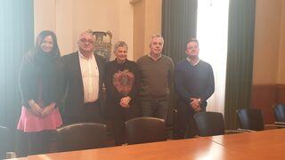 Aspa se reúne con la alcaldesa de Gijón para combatir la existencia de talleres ilegales