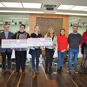 Grupo Soledad dona 5.100 euros a dos asociaciones benéficas de Alicante