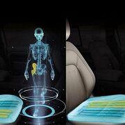 Jaguar Land Rover desarrolla un asiento que simula que el usuario camine