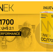 Sinnek presenta su nuevo barniz UHS CC/1700 de alto rendimiento