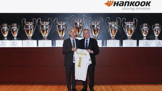 Hankook y el Real Madrid C.F. renuevan su acuerdo de patrocinio hasta 2023