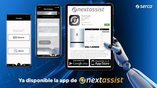 Next Assist de Serca ya tiene aplicación móvil